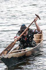 Oblas-46 (Polina K Petrenko) Tags: river boat khanty localpeople nation nationalsport nature siberia surgut tradition traditionalsport
