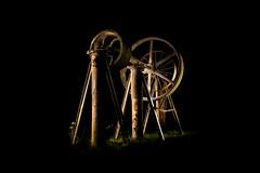 Cog in colour.jpg (___INFINITY___) Tags: 6d aberdeen godoxad360 canon cog darrenwright dazza1040 eos flash infinity light lightpainting night scotland strobist wheel