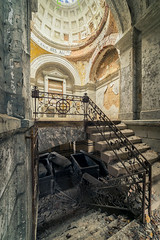 59 / 2017 (the-black-swan) Tags: urban urbex abandoned exploration verlassen verfallen vergessen old past place places lost decay hdr forgotten sony architektur gebäude geometrisch decayed derelict marode fineart art architecture a7r grab tomb mausolée mausoleum dead grave tod