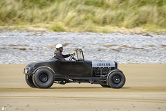 Pendine sands, Hot rod event 2017 (technodean2000) Tags: hot rod pendine sands wales uk nikon d610 baby blue red wheels classic car sea sky outdoor d810 old postcard style vehicle truck digital nikkor auto monochrome 216 grass road people photoadd 223 landscape 246 sand beach rock boat 224 3 430 221 water ocean wheel 329 299 362 309 359 35 361 396 378 399 433