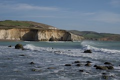 Freshwater Bay at low tide (Martin P Perry) Tags: freshwater freshwaterbay