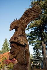 DSC_8016 (Copy) (pandjt) Tags: hope hopebc britishcolumbia carving carvings chainsawcarving sculpture publicart artwalk hopeartwalk woodcarving artwork