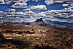 Desert Dream (cindyslater) Tags: montains clouds blackmountains cindyslater landscape sitgreavespass sky route66 az usa