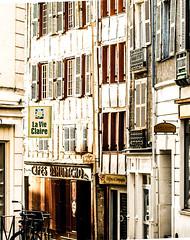 Straase in Bayonne (1 von 1) (jazzsoul63@ymail.com) Tags: bayonne linoleum morgen stra strasse