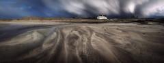 Balnakeil Beach, Scotland (MartinFechtner-Photography) Tags: fujifilm x70 balnakeil durness beach strand scotland schottland sunset sonnenuntergang uk april spring ocean meer felsen landschaft bucht ozean himmel wasser küste ufer