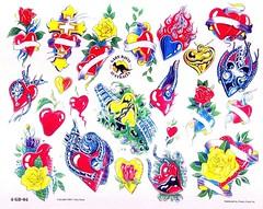 Heart tattoo designs #hearttattoo #hearttattoos #tattooists #tattooers #tatuadors http://tattooflashdownload.com (aleksshel) Tags: hearttattoos tatuadors tattooers hearttattoo tattooists