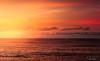 rumbo al ocaso (raulmiguelmantilla) Tags: puesta de sol mar océano barco sea sunset cielo sky atardecer