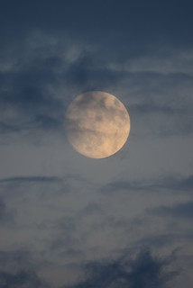 December super moon 2017