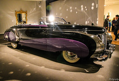 1948 Cadillac Series 62 Cabriolet by Saoutchik (Rivitography) Tags: 1948 cadillac series62 cabriolet convertible saoutchik purple black rare classic car automobile vehicle gm generalmotors newyork newyorkcity nyc 2017 canon lightroom rivitography