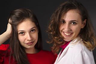 Anisa & Kristi