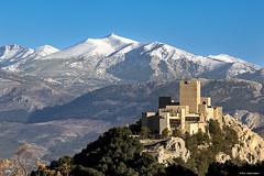 Castillo de Santa Catalina (Francisco José López) Tags: franciscojoselopezmorante canoneos7dmarkii castillo de santa catalina jaen nieve sierra magina paisaje naturaleza