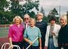 First Croquet Finals 1990 (embersportsclub) Tags: ember sports club bowls tennis drama croquet esher surrey thames ditton