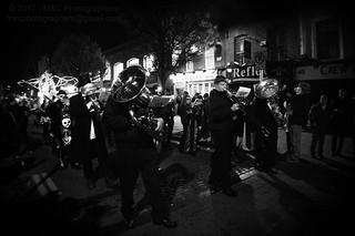 Dragon of Shandon Parade 2017 - The Band