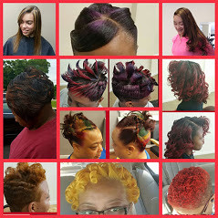 Colored Hair (ohyesgriff) Tags: oh yes hair designs salon beauty shop cut color shampoo style yahoo image search