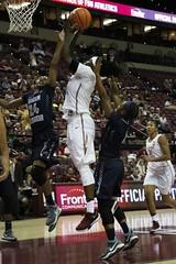 FSU Women's Basketball vs North Florida (Jacob Gralton) Tags: fsu basketball womens ncaa college hoops tucker center north florida offense jumpshot