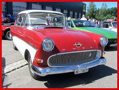 Opel Rekord P1 (v8dub) Tags: opel rekord p 1 schweiz suisse switzerland langenthal german gm pkw voiture car wagen worldcars auto automobile automotive old oldtimer oldcar klassik classic collector