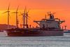 Spirit II (Malte Kopfer Photography) Tags: rohöltanker öltanker tanker crudeoiltanker crudeoil oiltanker oil rotterdam europoort abendstimmung evening sonnenuntergang sunset