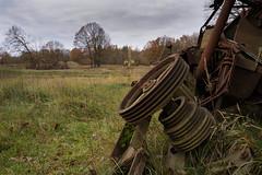 20171112_1421_ILCE-7_TAK_35_35_8 (michael_obst) Tags: lost places heide krampnitz landscape germany brandenburg potsdam takumar 35mm forgotten