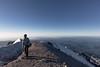Mt. Hood (Steve Lerner) Tags: mthood mounthood mounthoodnationalforest alpinestart oregon hiking mountaineering summit highpoint 1635mmf28lii