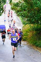 Leader Of The Pack (Mel Low) Tags: athletes marathon lowestoft suffolkcoast nikond7200