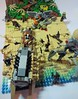 Lego Star Wars: MOC Battle of kashyyyk (Legoswbr) Tags: lego star wars moc kashyyyk clones droids superbattle comando yoda luminara droidcarrier swamp jedi