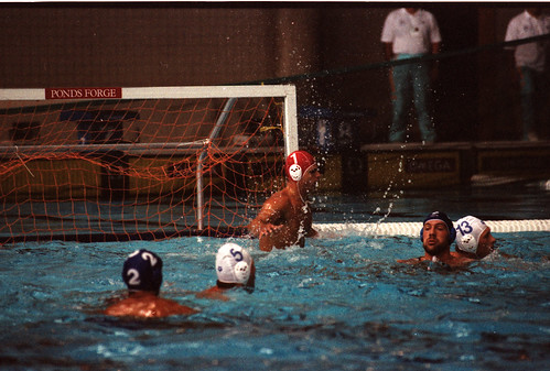 21 Waterpolo EM 1993 Sheffield