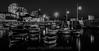 Atardecer en Castro Urdiales, Cantabria (Iñigo Escalante) Tags: city coast lighthouse mar españa europa santiago camino ciudad iglesia atardecer catedral cantabrico cantabria castillo paseo puerto luces nocturna faro unesco muelle norte anochecer castro urdiales larga exposicion maritimo santa maría de la asunción