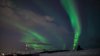 Aurora borealis, Tromsø