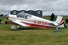 G-BFEH    Jodel D.117A Gran Tourisme [828] Kemble~G 02/07/2005 (raybarber2) Tags: 828 airportdata cn828 egbp flickr gbfeh single ukcivil