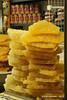 Slabs of Saffron Sugar - Khan Bazaar Yazd Iran (WanderingPhotosPJB) Tags: iran islamicrepublic islam yazd grandbazaar market sugar slabs saffron khanbazaar