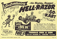 Hell-Razor 1960 (Runabout63) Tags: hell razor go kart