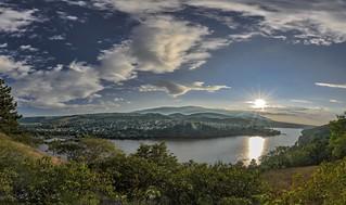 View to Pancharevo
