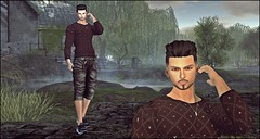 Look # 226 (Fuxicando Moda SL For Man) Tags: hmemonthlymaleevent menonlymonthly 7deadlyskins avenge {festyle} nfinity adclothing posesion