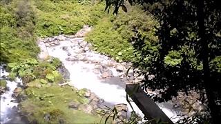 Ojos del Huishue (Video) - Rupumeica Alto (Norpatagonia Chile)