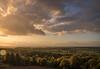 Light (hosnowsky) Tags: felder deutschland landscape landschaft sonne aussichtsturm germany outdoor makingof light clouds sachsen trees herbst lichtenstein himmel saxony oremountains sunset autumnalevening albertshöhe sky sunlight sonnenuntergang erzgebirge aussichtspunkt wolken lichtensteinsachsen de