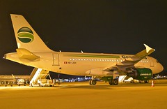 ZRH/LSZH: Germania Airbus A319-112 HB-JOH (Roland C.) Tags: aircraft airplane airspotter airliner zurich zurichairport switzerland airbus zrh lszh night germania germaniaairways a319 a319100 hbjoh