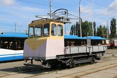 2017-06-21, Kyiv, Depo Schevchenka (Fototak) Tags: tram strassenbahn atw kyiv ukraine v17