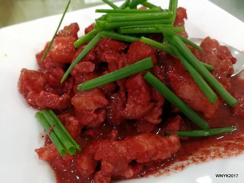 Red Wine Residuum Pork