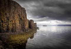 On the Edge (Robgreen13) Tags: iceland snaefellsnes stykkisholmur landscape seascape basalt columns ndfilters