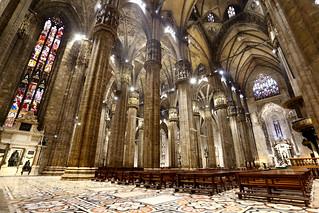 Duomo di Milano, Milano, Italy.