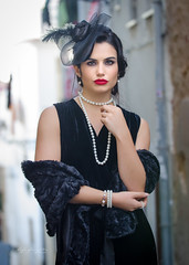 Andreia Reis (Hugo Miguel Peralta) Tags: vintage nikon d7000 niko 80200 28 lisboa portugal retrato portrait fashion moda street rua lisbon