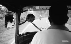 Sri Lanka 2017, Street Study 46 (1nspired.artist) Tags: srilanka street olympus35rc bw blackandwhite inspiredartist rodinal tuktuk fujineopanacros pushed400 35mm film iso400 epsonv500