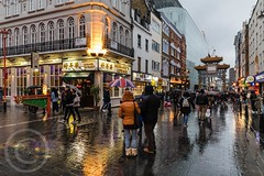 London Nov 2017 253 - Chinatown on a wet Saturday afternoon