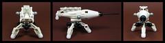 Heavy Laser Sniper (Karf Oohlu) Tags: lego microscale scifi laser sniper lasersniper