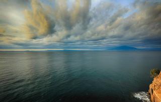 Il golfo e le nuvole