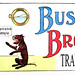 Buster Brown and Tige - Travelling - Comic Strip 3350