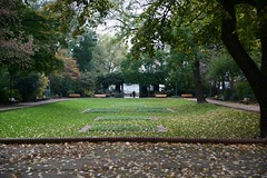 Lille (Karyatis) Tags: lille france francja monument karyatis parc park