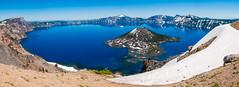 Crater Lake (ValeTer_) Tags: nikond5000 craterlake nationalpark oregon usa lake