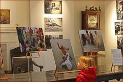 Art Appreciation (Finding Chris) Tags: chrisbarbaraarps canon60d art exhibition photography horsham museum artgallery rps royalphotographicsociety documentary dpoty sonepurmela