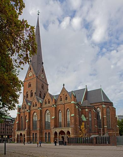 Hamburg - Hauptkirche St-Petri